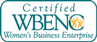 Certified Women's Buisness Enterprise